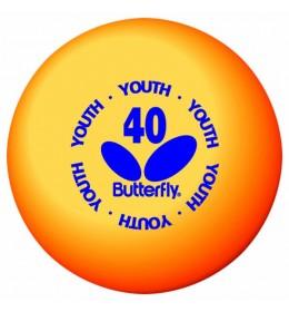 Loptice za stoni tenis Butterfly 40 (16 komada)