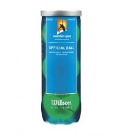 Loptice za tenis Wilson AUSTRALIAN OPEN 3 BALL