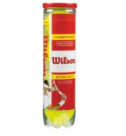 Loptice za tenis Wilson CHAMPIONSHIP 4 BALL
