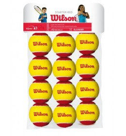 Loptice za tenis Wilson STARTER EASY 12