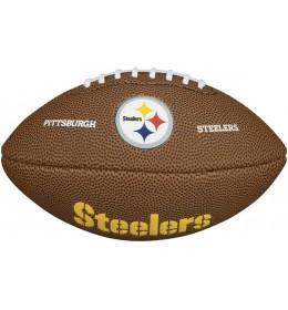 Lopta za ragbi  NLF Mini Pittsburhg Steelers WTF1533XBPT