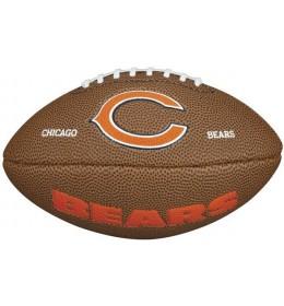 Lopta za ragbi  NLF Mini Chicago Bears WTF1533XBCH