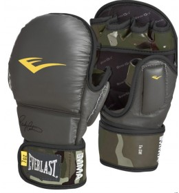 MMA rukavice Everlast Closed Thumb