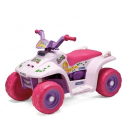 Motor Quad Princess Peg Perego