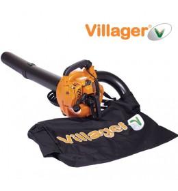 Motorni duvač i usisivač za lišće Villager VBV 260