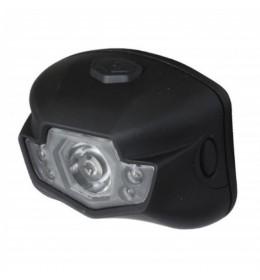 Naglavna lampa CREE LED + 4 LED HLP3W+4L