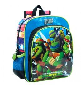Ninja Turtles ranac za vrtić 28 cm
