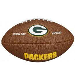 Lopta za ragbi  NLF Mini Green Bay Packers WTF1533XBGB