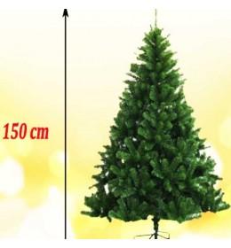Gusta novogodišnja jelka Nordmann King 150 cm