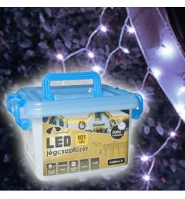Novogodišnja LED svetleća zavesa 3m za spoljašnju i unutrašnju upotrebu