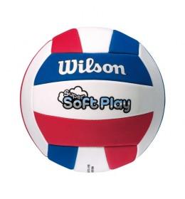 Lopta za odbojku Soft Play Red/WHT/Blu WTH3595XB