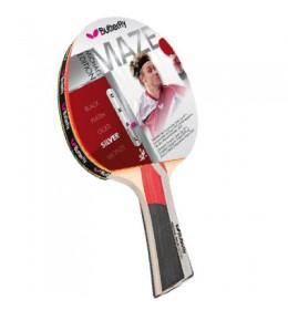 Reket za stoni tenis BUTTERFLY MAZE SILVER