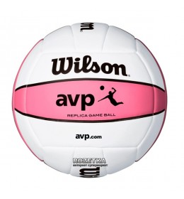 Lopta za odbojku AVP Replica Pink WTH4679XEF
