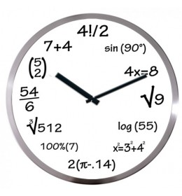 Sat matematički