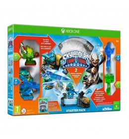 X BOX ONE Skylanders Trap Team Starter Pack