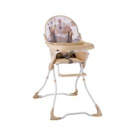 Stolica za hranjenje Bertoni Candy Beige Bear Toys
