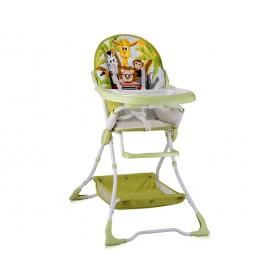 Stolica za hranjenje Bravo Green Jungle
