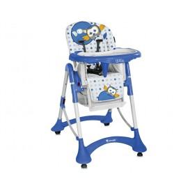 Stolica za hranjenje Elite Blue Baby Owls