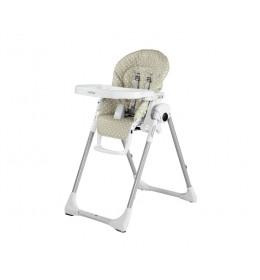 Stolica za hranjenje Peg Perego Prima Pappa Zero 3 Babydot Beige