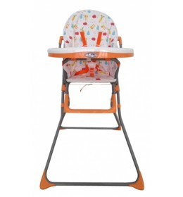 Stolica za hranjenje Picola Cutlery šarena