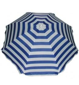 Suncobran 180 cm Blue Stripes