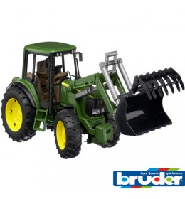 Traktor sa utovarivačem John Deere 6920 Bruder