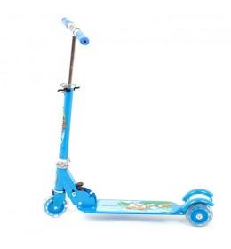 Trotinet Glory Bike plavi