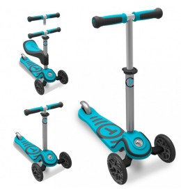 Trotinet Scooter T1 Blue