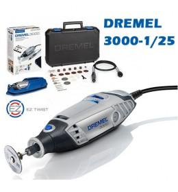 Višenamenski alat DREMEL 3000 sa 25 kom pribora
