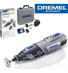 Višenamenski alat DREMEL 8200 sa 45 kom pribora