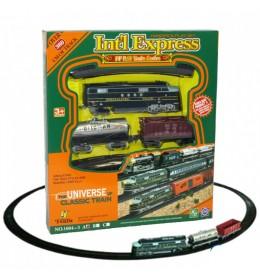 Voz set Int Express