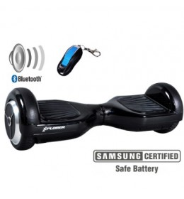 Xplorer Hoverboard City black 6