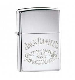 Zippo upaljač Jack Daniels logo