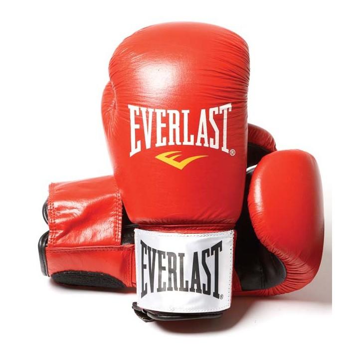 Rukavice za boks Everlast Leather  3c4e36e33e