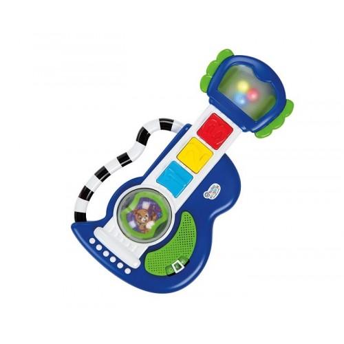 Igračka Baby Einstein Rock, Light & Roll gitara Kids II 90680