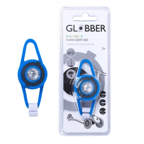 Globber led svetlo multikolor - Plavo  18019