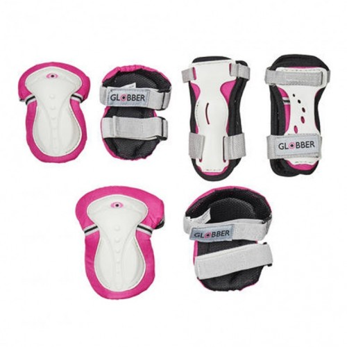 Globber štitnici junior set - Pink  18023