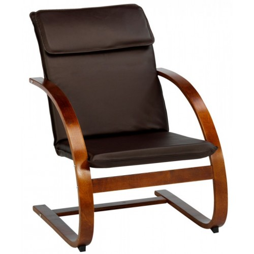 Fotelja Tipo veštačka koža