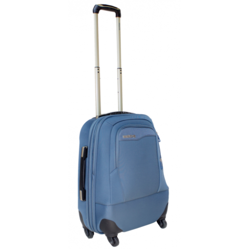 Kofer za putovanja S 55 x 35 x 25 cm MN-13016 plavi(teget)