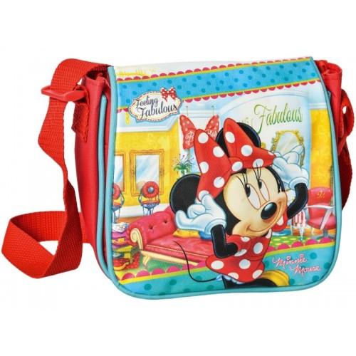 Torbica za devojčice  fashion 3D Minnie Mouse
