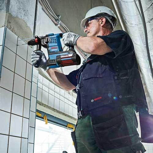 Bosch GBH 36 VF-LI Plus Professional aku elektro-pneumatski čekić za bušenje