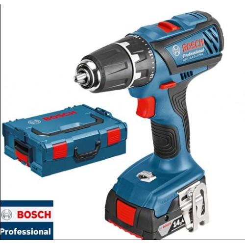 Akumulatorska bušilica-odvrtač Bosch GSR 14,4-2-LI Plus (4.0 Ah) Professional