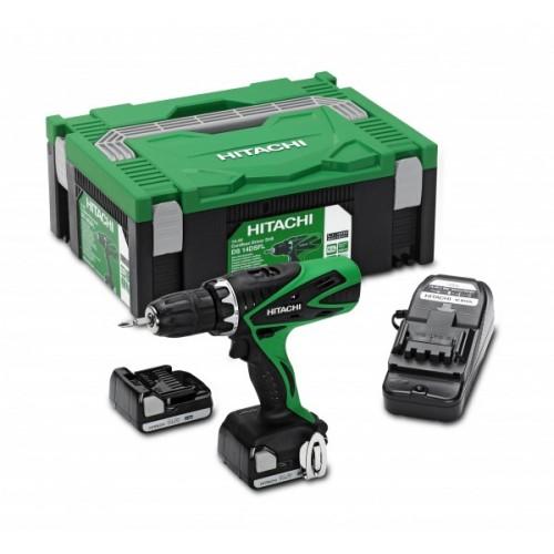 Akumulatorska bušilica Hitachi DS14DSFL-TE