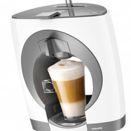 Aparat za kafu Krups Dolce Gusto Oblo beli