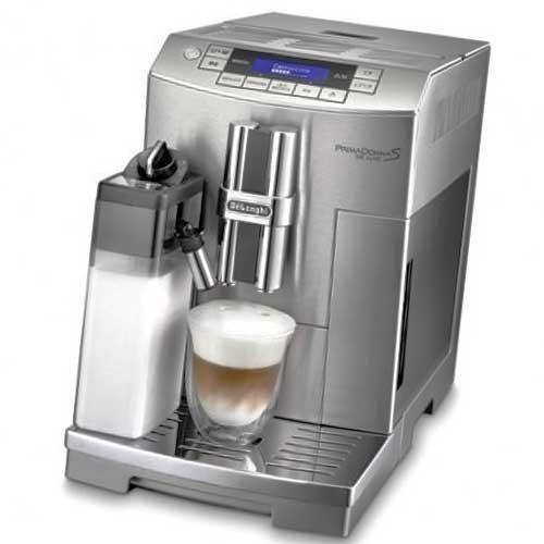 Aparat za kafu DeLonghi ECAM 28.465.MB Primadona gray