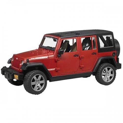 Autić Jeep Wrangler Unlimited Rubicon Bruder 025250