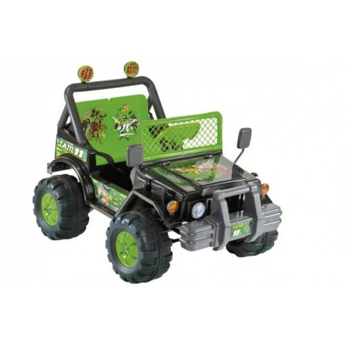 Auto na akumulator JEEP A-15 Zeleni