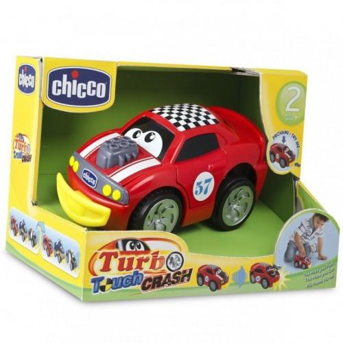 Automobil Chicco Turbo touch crash crveni