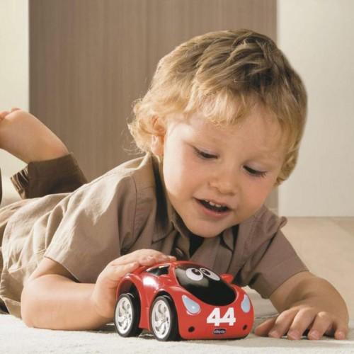 Automobil Chicco Turbo touch crveni
