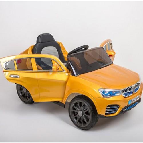 Automobil na akumulator XMX 806 zlatni